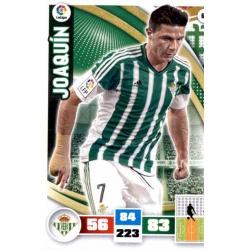Joaquìn Betis 62 Adrenalyn XL La Liga 2015-16