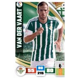 Van der Vaart Betis 63 Adrenalyn XL La Liga 2015-16