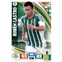 Rubén Castro Betis 64 Adrenalyn XL La Liga 2015-16