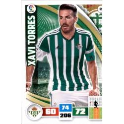 Xavi Torres Betis 69 Adrenalyn XL La Liga 2015-16