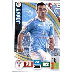 Jonny Celta 77 Adrenalyn XL La Liga 2015-16