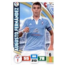 Augusto Fernández Celta 79 Adrenalyn XL La Liga 2015-16