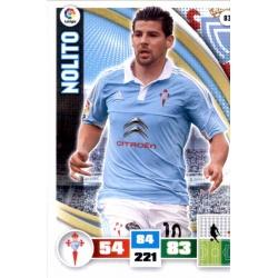 Nolito Celta 83 Adrenalyn XL La Liga 2015-16