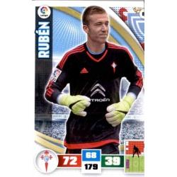 Rubén Celta 84 Adrenalyn XL La Liga 2015-16
