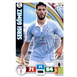 Sergi Gómez Celta 85 Adrenalyn XL La Liga 2015-16