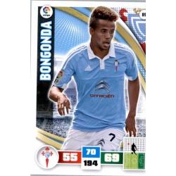 Bongonda Celta 89 Adrenalyn XL La Liga 2015-16