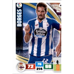 Borges Deportivo 96 Adrenalyn XL La Liga 2015-16