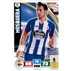 Mosquera Deportivo 97 Adrenalyn XL La Liga 2015-16
