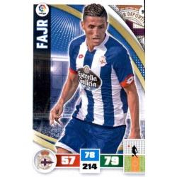 Fajr Deportivo 99 Adrenalyn XL La Liga 2015-16