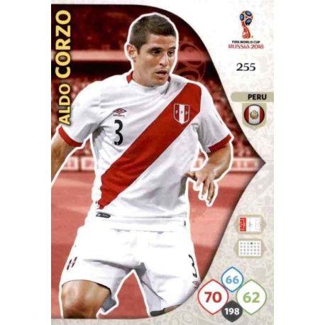 Aldo Corzo Perú 255