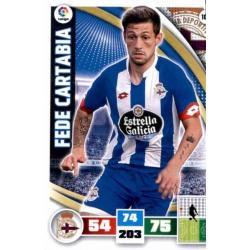 Fede Cartabia Deportivo 100 Adrenalyn XL La Liga 2015-16