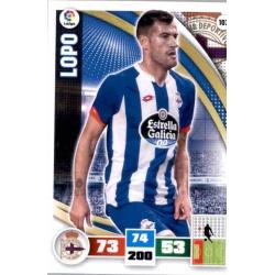 Lopo Deportivo 103 Adrenalyn XL La Liga 2015-16