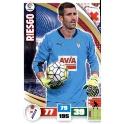 Riesgo Eibar 109 Adrenalyn XL La Liga 2015-16