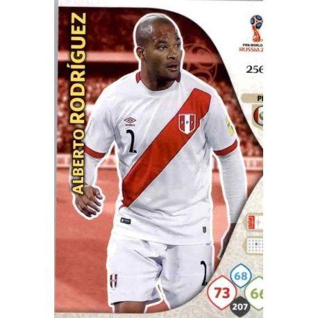 Alberto Rodríguez Perú 256