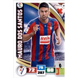 Mauro Dos Santos Eibar 111 Adrenalyn XL La Liga 2015-16