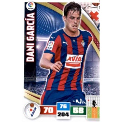 Dani García Eibar 114 Adrenalyn XL La Liga 2015-16