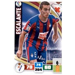 Escalante Eibar 115 Adrenalyn XL La Liga 2015-16