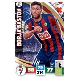 Borja Bastón Eibar 119 Adrenalyn XL La Liga 2015-16