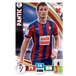 Pantic Eibar 121 Adrenalyn XL La Liga 2015-16