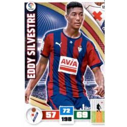 Eddy Silvestre Eibar 123 Adrenalyn XL La Liga 2015-16