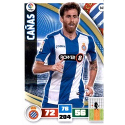 Cañas Espanyol 141 Adrenalyn XL La Liga 2015-16