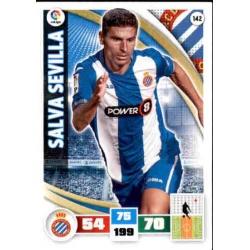 Salva Sevilla Espanyol 142 Adrenalyn XL La Liga 2015-16
