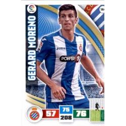 Gerard Moreno Espanyol 144 Adrenalyn XL La Liga 2015-16