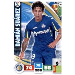 Damián Suárez Getafe 146 Adrenalyn XL La Liga 2015-16