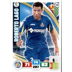 Roberto Lago Getafe 149 Adrenalyn XL La Liga 2015-16