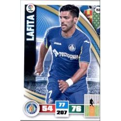 Lafita Getafe 153 Adrenalyn XL La Liga 2015-16