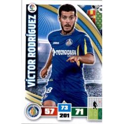 Víctor Rodríguez Getafe 154 Adrenalyn XL La Liga 2015-16