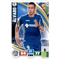Álvaro Getafe 155 Adrenalyn XL La Liga 2015-16