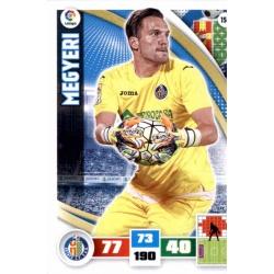 Megyeri Getafe 156 Adrenalyn XL La Liga 2015-16