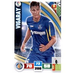 Vigaray Getafe 157 Adrenalyn XL La Liga 2015-16