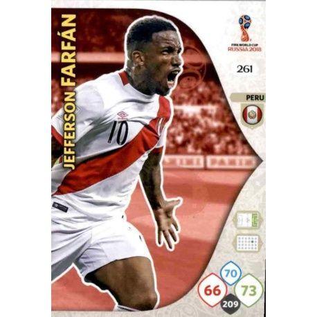 Jefferson Farfán Perú 261