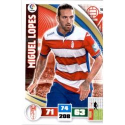 Miguel Lopes Granada 164 Adrenalyn XL La Liga 2015-16