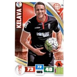 Kelava Granada 174 Adrenalyn XL La Liga 2015-16