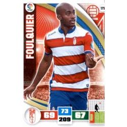 Foulquier Granada 175 Adrenalyn XL La Liga 2015-16