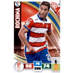 Rochina Granada 178 Adrenalyn XL La Liga 2015-16