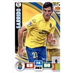 Garrido Las Palmas 185 Adrenalyn XL La Liga 2015-16