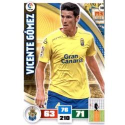 Vicente Gómez Las Palmas 186 Adrenalyn XL La Liga 2015-16