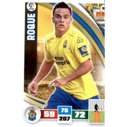 Roque Las Palmas 187 Adrenalyn XL La Liga 2015-16