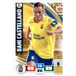Dani Castellano Las Palmas 188 Adrenalyn XL La Liga 2015-16