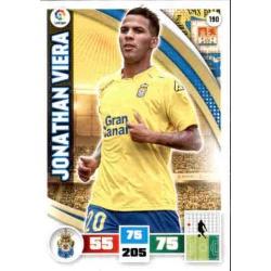 Jonathan Viera Las Palmas 190 Adrenalyn XL La Liga 2015-16