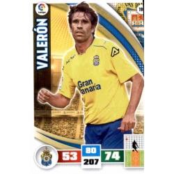 Valerón Las Palmas 196 Adrenalyn XL La Liga 2015-16
