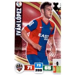 Iván López Levante 200 Adrenalyn XL La Liga 2015-16