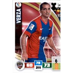 Verza Levante 205 Adrenalyn XL La Liga 2015-16