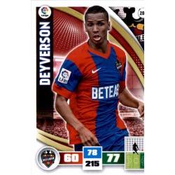 Deyverson Levante 208 Adrenalyn XL La Liga 2015-16