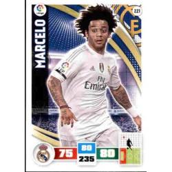 Marcelo Real Madrid 221 Adrenalyn XL La Liga 2015-16