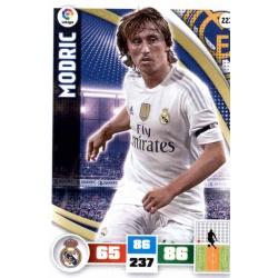 Modric Real Madrid 223 Adrenalyn XL La Liga 2015-16